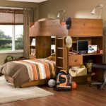 Loft Bed Ideas: Creating More Comfortable and Spacious Room for Your Kids